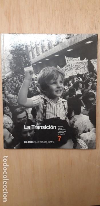1 LIBRO DE ** LA TRANSICION ** EL PAIS 2006 FOTOS B/N. (Libros de Segunda Mano - Historia Moderna)