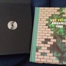 Libros de segunda mano: ANUARIO 1989. Lote 164669806
