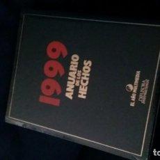 Libros de segunda mano: ANUARIO 1999. Lote 164672362