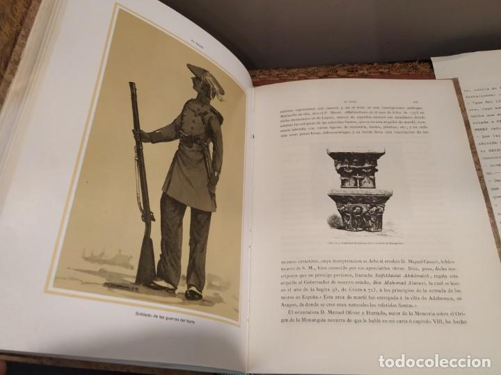 Libros de segunda mano: EL OASIS - VIAJE AL PAÍS DE LOS FUEROS - JUAN MAÑE Y FLAQUER 6 TOMOS COMPLETA EUSKADI NAVARRA - Foto 4 - 164937202