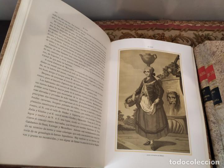 Libros de segunda mano: EL OASIS - VIAJE AL PAÍS DE LOS FUEROS - JUAN MAÑE Y FLAQUER 6 TOMOS COMPLETA EUSKADI NAVARRA - Foto 5 - 164937202