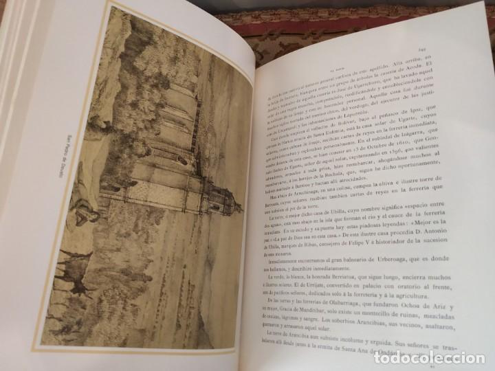 Libros de segunda mano: EL OASIS - VIAJE AL PAÍS DE LOS FUEROS - JUAN MAÑE Y FLAQUER 6 TOMOS COMPLETA EUSKADI NAVARRA - Foto 6 - 164937202
