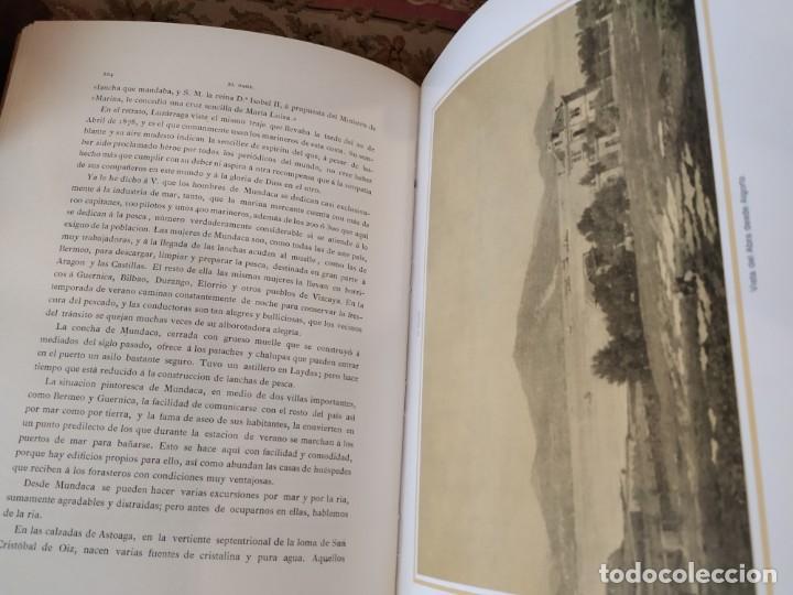 Libros de segunda mano: EL OASIS - VIAJE AL PAÍS DE LOS FUEROS - JUAN MAÑE Y FLAQUER 6 TOMOS COMPLETA EUSKADI NAVARRA - Foto 9 - 164937202
