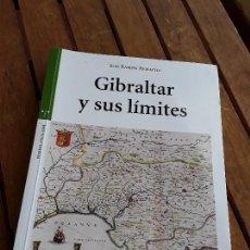 Livros em segunda mão: GIBRALTAR Y SUS LIMITES, DE JOSÉ RAMÓN REMACHA. EXCELENTE ESTADO. RARO.. Lote 165206722