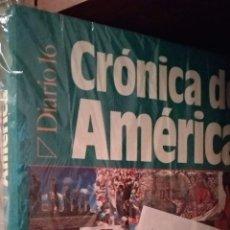 Libros de segunda mano: CRÓNICA DE AMÉRICA. Lote 165986853