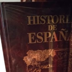 Libros de segunda mano: HISTORIA DE ESPAÑA. 4 TOMOS. Lote 166038462