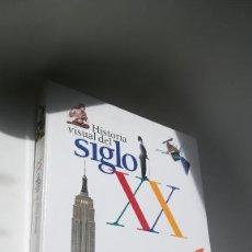 Libros de segunda mano: HISTORIA VISUAL DEL SIGLO XX. Lote 166453266