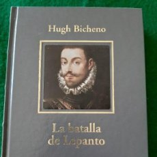 Libros de segunda mano: HUGH BICHENO. LA BATALLA DE LEPANTO . Lote 166541102
