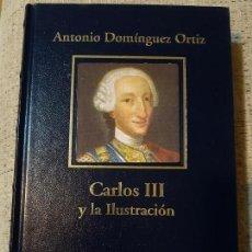 Libros de segunda mano: ANTONIO DOMINGUEZ ORTIZ. CARLOS III Y LA ILUSTRACION. Lote 166729222