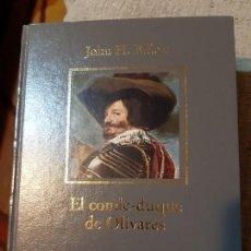 Libros de segunda mano: JOHN ELLIOT. EL CONDE DUQUE DE OLIVARES. Lote 166729962
