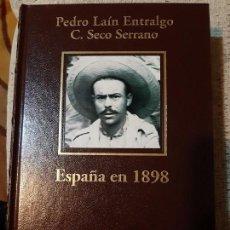 Libros de segunda mano: PEDRO LAIN ENTRALGO Y C. SECO SERRANO. ESPAÑA EN 1898. Lote 166730670