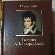 Libros de segunda mano: CHARLES ESDAILE. LA GUERRA DE LA INDEPENDENCIA. Lote 166730730