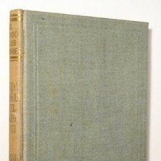Libros de segunda mano: DÍAZ-PLAJA. FERNANDO - LA VIDA ESPAÑOLA EN EL SIGLO XVIII - BARCELONA 1946 - ILUSTRADO. Lote 166974276