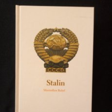 Libros de segunda mano: STALIN LIBRO NUEVO TAPA DURA. Lote 167152482