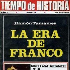 Libros de segunda mano: TIEMPO DE HISTORIA N.º 14. VV.AA.. Lote 168023644