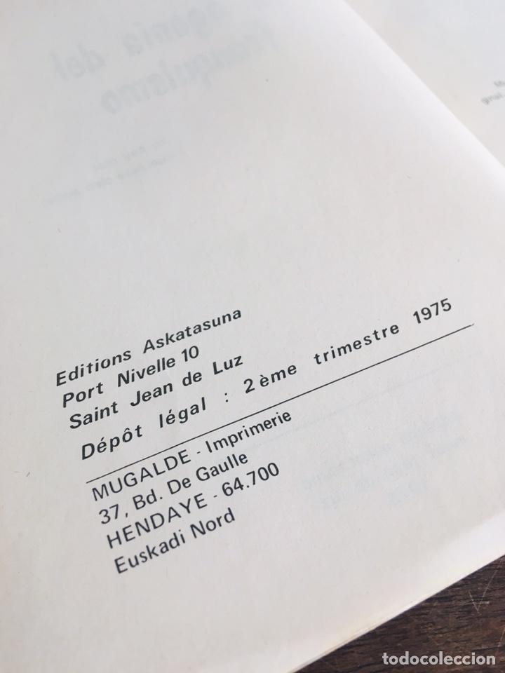 Libros de segunda mano: LA AGONÍA DEL FRANQUISMO LIBRO ANDONI UGARANA LARRUN EDICIONES ASKATASUNA 1975 - Foto 3 - 168377010