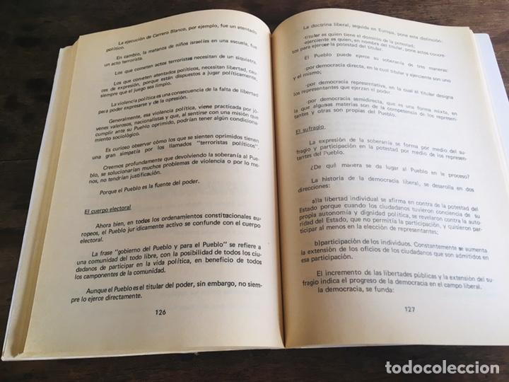 Libros de segunda mano: LA AGONÍA DEL FRANQUISMO LIBRO ANDONI UGARANA LARRUN EDICIONES ASKATASUNA 1975 - Foto 4 - 168377010