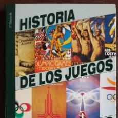 Libros de segunda mano: HISTORIA DE LOS JUEGOS OLÍMPICOS, COLECCIONABLE DE DIARIO 16 (1992) ENCUADERNADO. Lote 168434196