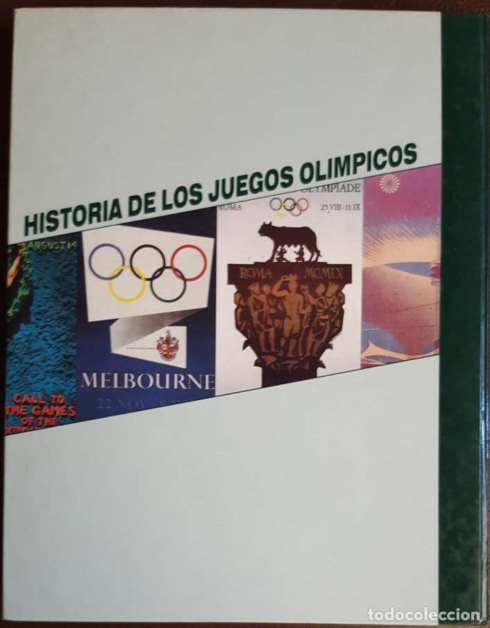 Libros de segunda mano: HISTORIA DE LOS JUEGOS OLÍMPICOS, COLECCIONABLE DE DIARIO 16 (1992) ENCUADERNADO - Foto 3 - 168434196