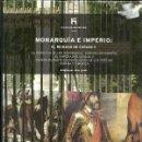 Libros de segunda mano: MONARQUIA E IMPERIO EL REINADO DE CARLOS V EL PAIS HISTORIA DE ESPAÑA. Lote 168512696