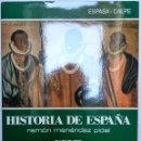 Libros de segunda mano: HISTORIA DE ESPAÑA R. M. PIDAL, TOMO 27, LA FORMACIÓN DE LAS SOCIEDADES IBEROAMERICANAS. (1568-1700). Lote 168514296