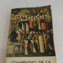Libros de segunda mano: COMPENDIO DE LA HISTORIA DE BIZCAYA. Lote 168516161