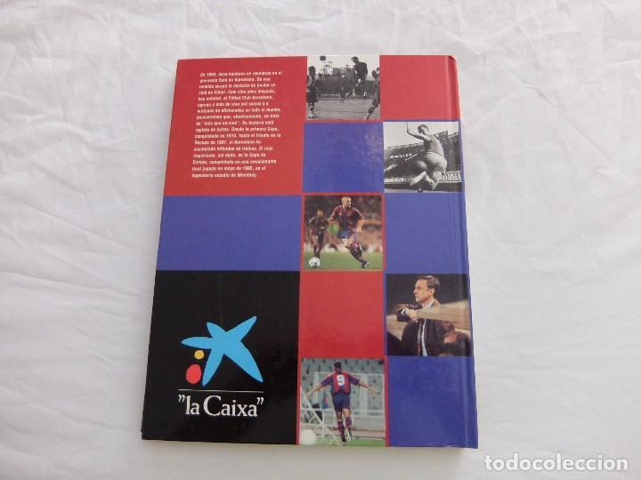 Libros de segunda mano: EL SIGLO DEL BARÇA-100 AÑOS DE IMÁGENES - Foto 2 - 168594660
