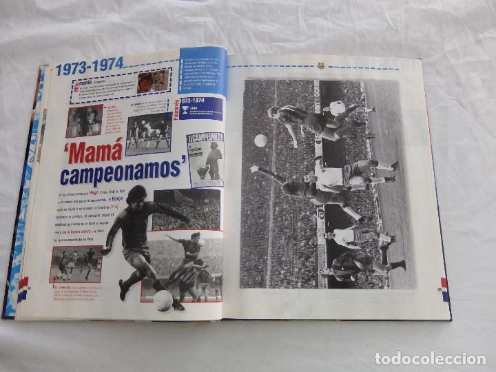 Libros de segunda mano: EL SIGLO DEL BARÇA-100 AÑOS DE IMÁGENES - Foto 5 - 168594660