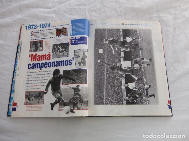 Libros de segunda mano: EL SIGLO DEL BARÇA-100 AÑOS DE IMÁGENES - Foto 6 - 168594660