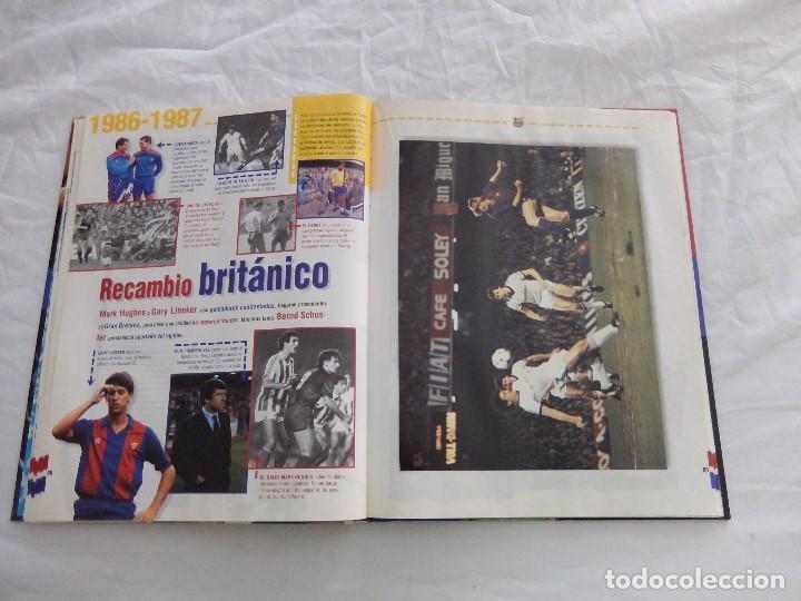 Libros de segunda mano: EL SIGLO DEL BARÇA-100 AÑOS DE IMÁGENES - Foto 7 - 168594660