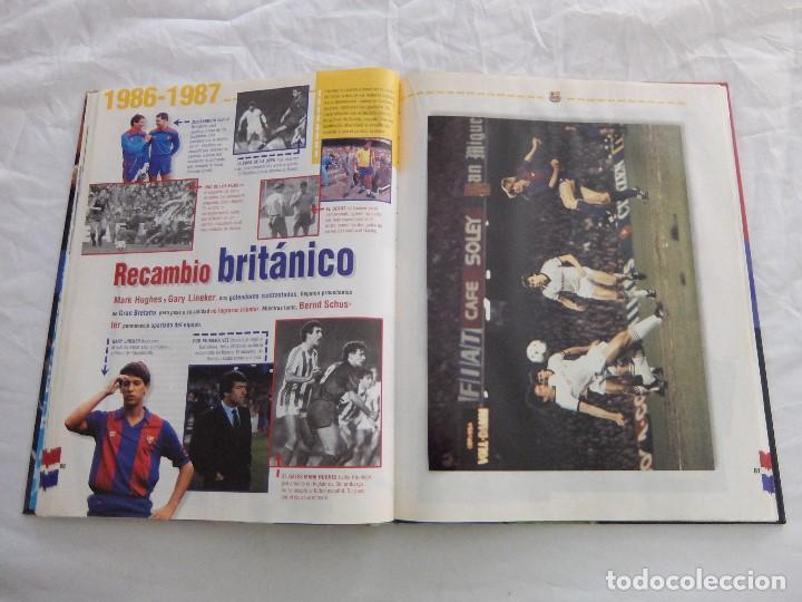 Libros de segunda mano: EL SIGLO DEL BARÇA-100 AÑOS DE IMÁGENES - Foto 8 - 168594660