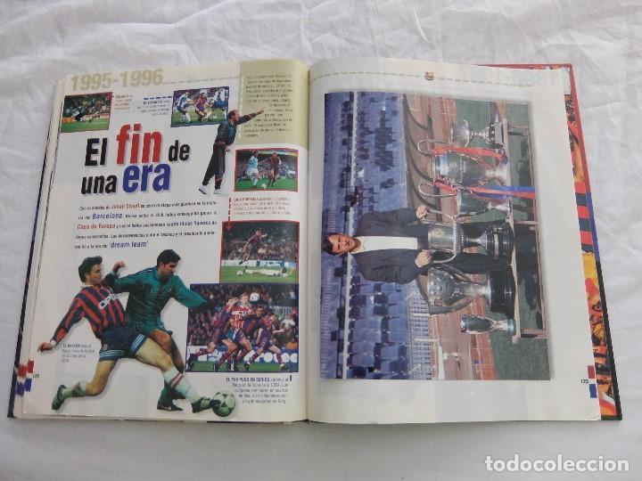 Libros de segunda mano: EL SIGLO DEL BARÇA-100 AÑOS DE IMÁGENES - Foto 10 - 168594660
