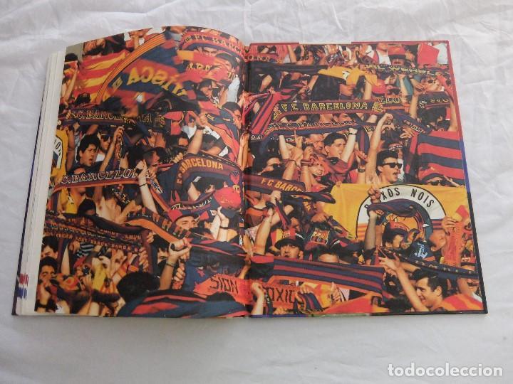 Libros de segunda mano: EL SIGLO DEL BARÇA-100 AÑOS DE IMÁGENES - Foto 11 - 168594660