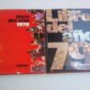 Libros de segunda mano: 2 LIBROS DEL AÑO 1978 Y 1979 , SALVAT EDITORES S.A.. Lote 169177812