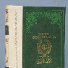 Libros de segunda mano: HISTORIADORES DE INDIAS. GERMAN ARCINIEGAS. GALLACH. Lote 169414612