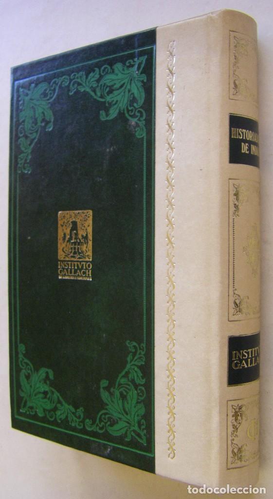 Libros de segunda mano: HISTORIADORES DE INDIAS. GERMAN ARCINIEGAS. GALLACH - Foto 2 - 169733656