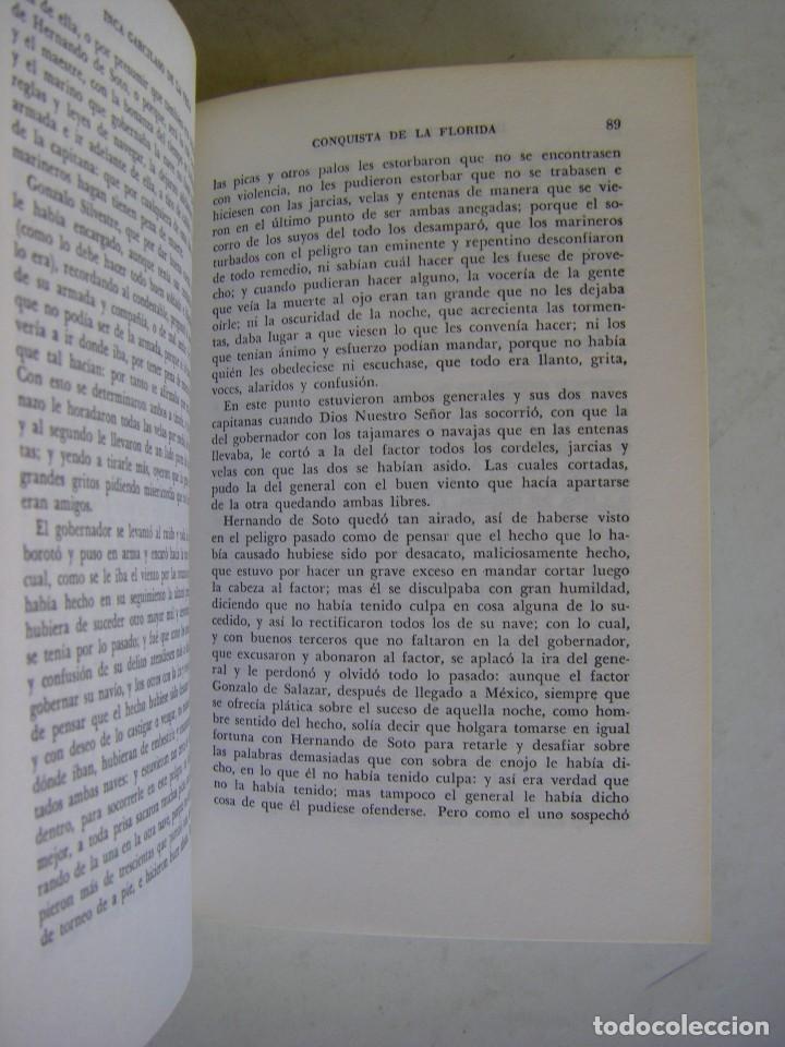 Libros de segunda mano: HISTORIADORES DE INDIAS. GERMAN ARCINIEGAS. GALLACH - Foto 3 - 169733656