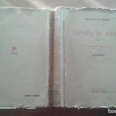 Libros de segunda mano: ESPAÑA EN INDIAS. CONSTANTINO BAYLE. Lote 170025032