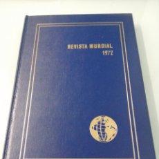 Libros de segunda mano: REVISTA MUNDIAL 1972. Lote 170081864