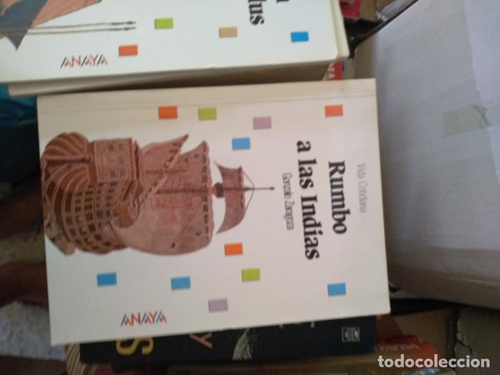 RUMBO A LAS INDIAS ·····GONZALO ZARAGOZA (Libros de Segunda Mano - Historia Moderna)