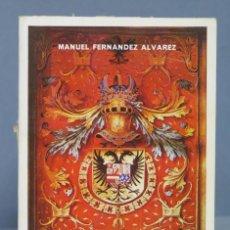 Libros de segunda mano: CARLOS V. MANUEL FERNÁNDEZ ÁLVAREZ. Lote 170980664