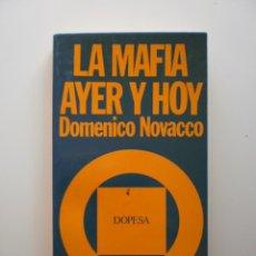 Libros de segunda mano: LA MAFIA AYER Y HOY. Lote 171440098