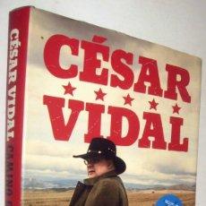 Libros de segunda mano: CAMINO DEL SUR - CESAR VIDAL - NO INCLUYE CD. Lote 171479208
