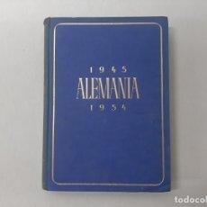 Libros de segunda mano: ALEMANIA 1945-1954 POR VARIOS (1950) - VARIOS. Lote 171555563
