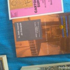 Libros de segunda mano: LA JUNTA GENERAL DEL PRINCIPADO. CAVEDA NAVA Y OTROS 2. Lote 171578812