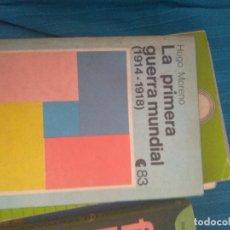 Libros de segunda mano: LA PRIMERA GUERRA MUNDIAL-. HUGO MORENO. Lote 171580689