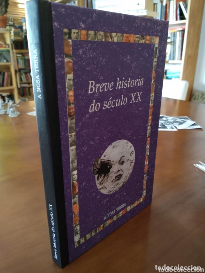 BREVE HISTORIA DO SÉCULO XX (Libros de Segunda Mano - Historia Moderna)