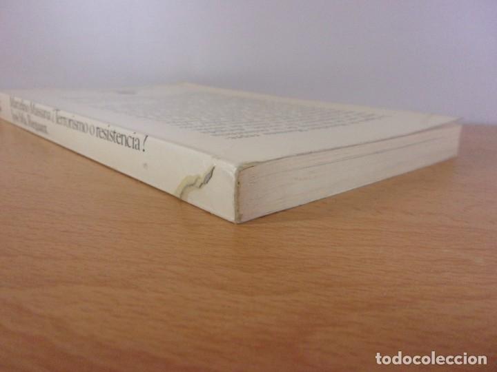 Libros de segunda mano: MARCELINO MASSANA ¿TERRORISMO O RESISTENCIA? / JOSÉ Mª REGUANT / 1979. DOPESA - Foto 6 - 172716204