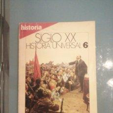 Libros de segunda mano: HISTORIA 16. SIGLO XX. HISTORIA UNIVERSAL 6. Lote 172802479
