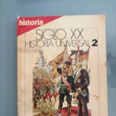 Libros de segunda mano: HISTORIA 16. SIGLO XX. HISTORIA UNIVERSAL 2. Lote 172834675